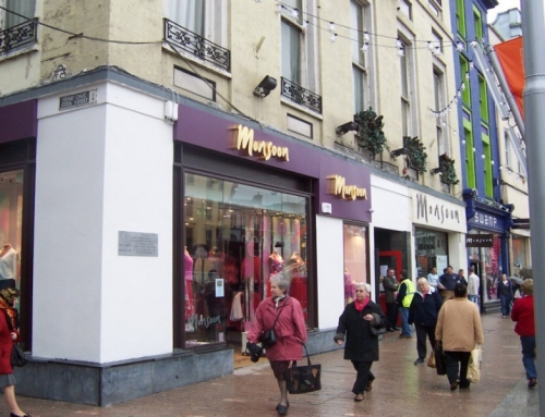 Monsoon, Patrick Street, Cork, Retail